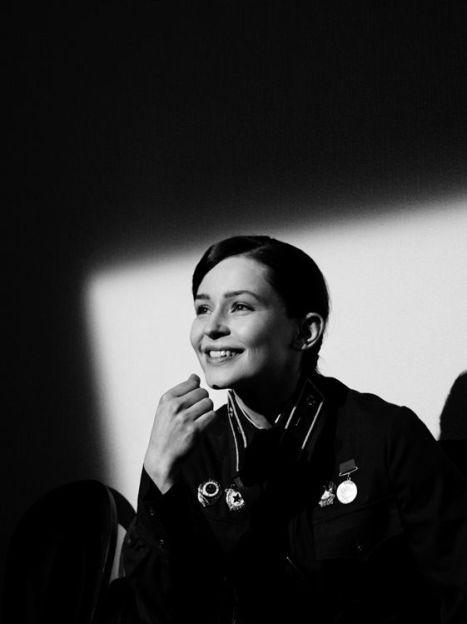 Юлия Пересильд Фото предоставлено  FILM.UA Group / ©
