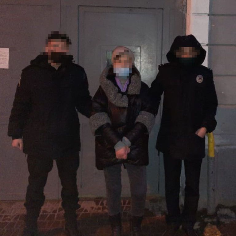 Во Львове задержали пенсионерку на продаже наркотиков: фото