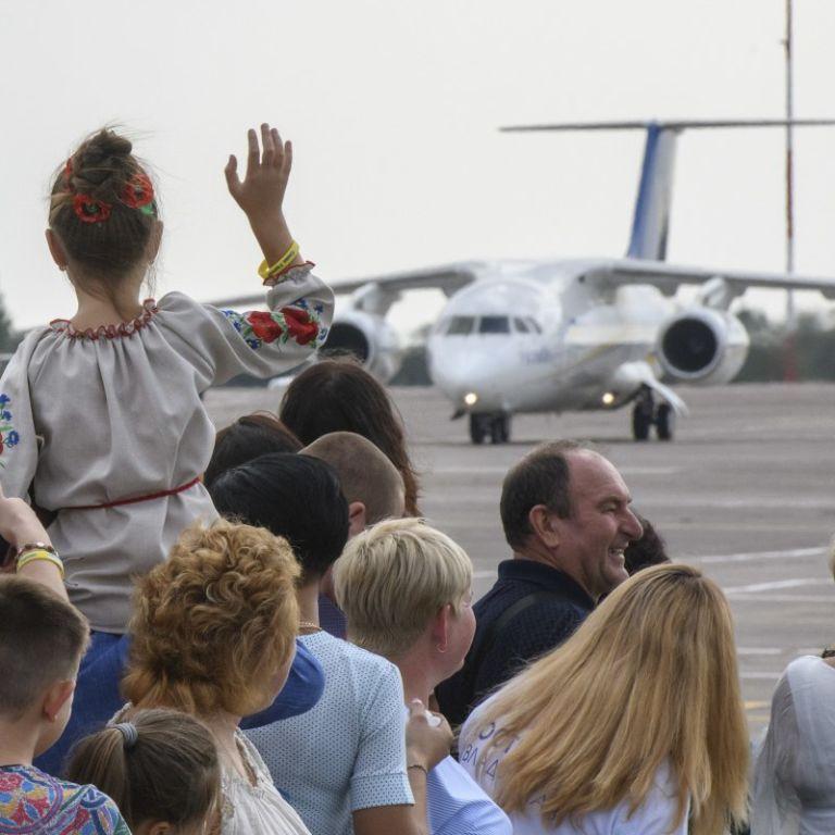 Повернення в'язнів Кремля додому: сльози і радість великого обміну 7 вересня