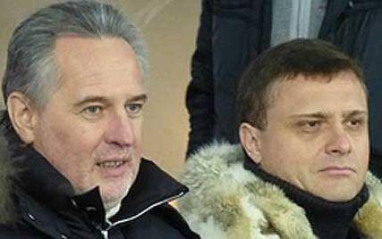 Генпрокуратура взялася за Фірташа і Льовочкіна через фінансування тероризму