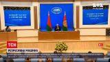 Новини світу: суд Білорусі виніс вирок чоловіку, який рік тому на піку протестів висловився про Лукашенка