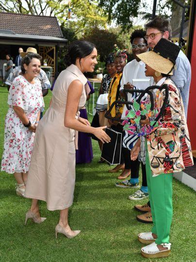 Герцогиня Меган і принц Гаррі / © Associated Press