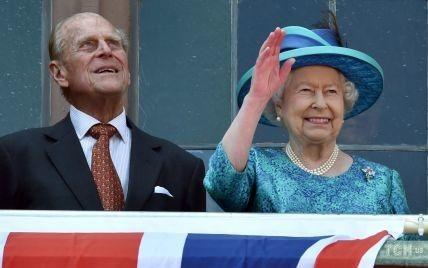 Королева Єлизавета II відправила букет квітів співробітникам госпіталю, де лікувався її чоловік принц Філіп