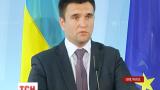 Климкин в Германии обсудил со Штайнмайером Минские соглашения и войну на Донбассе
