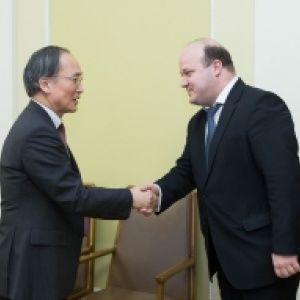 Япония предоставила Украине миллиардную кредитную помощь