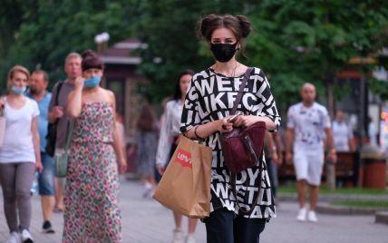Коронавирус в Украине сегодня: статистика на 1 августа