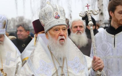 Патриарх Филарет вылечился от коронавируса