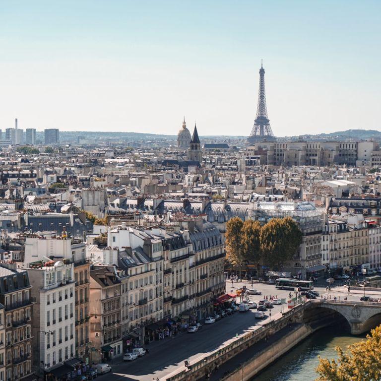 Визначено 50 найкрасивіших міст світу