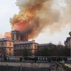 Для реконструкції шпилясобору Паризької Богоматері зрубають тисячу столітніх дубів