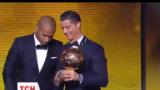 """Криштіану Роналду отримав """"Золотий м'яч"""""""