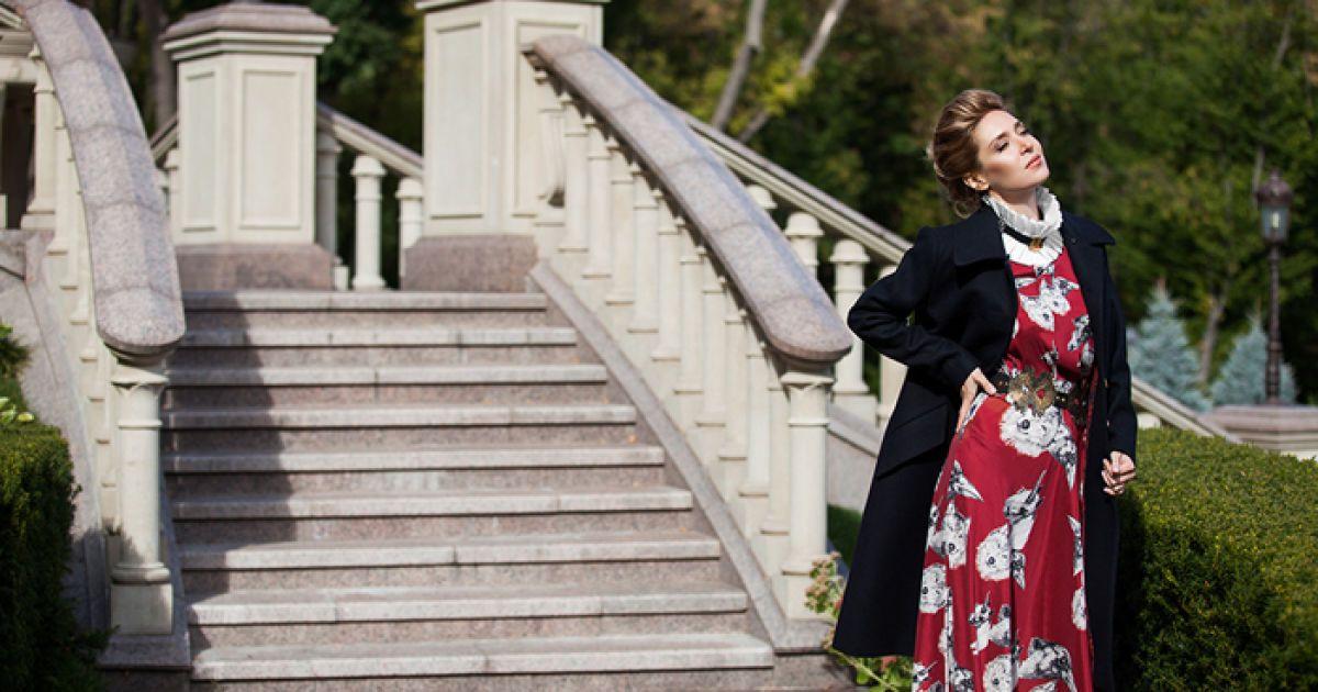 Вінницька знялася у новому фотосеті / © touch-magazine.eu