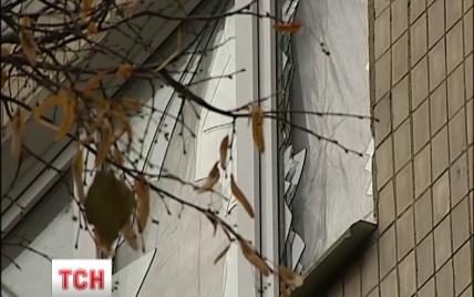 Взрыв гранаты в киевской многоэтажке может объясняться суицидом