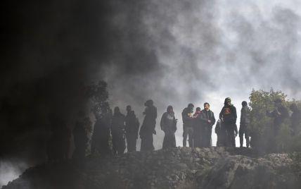 Десятки потерпілих і затриманих: у Чорногорії протестували проти інтронізацію нового митрополита