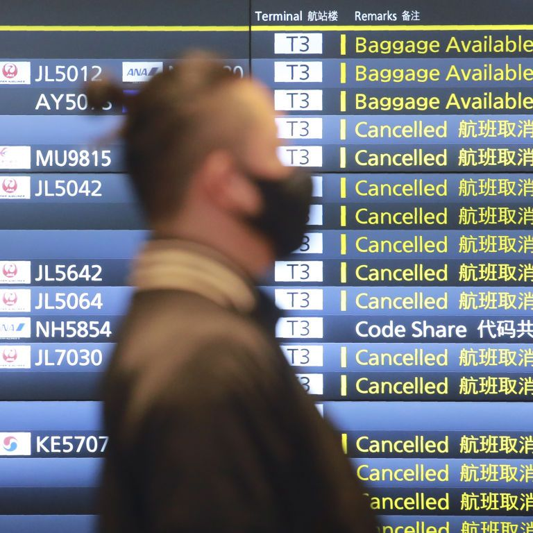 Северные регионы Японии накрыл снегопад: нарушено авиасообщение