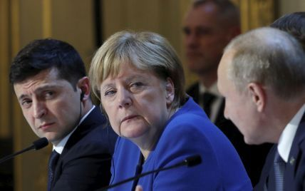 Украина хочет провести встречу лидеров Нормандской четверки еще до конца каденции Меркель