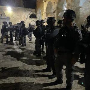 В результате беспорядков на Храмовой горе в Иерусалиме пострадали полторы сотни человек: что известно