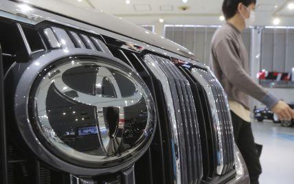 Toyota встановила історичний рекорд із продажу автомобілів