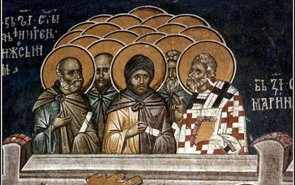 Церковный праздник 29 июля: день памяти священномученика Афиногена