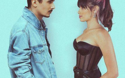 """Позитив и Michelle Andrade выпустили песню-саундтрек к сериалу """"100 тысяч минут вместе"""""""