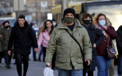 У Києві зафіксовано понад тисячу нових випадків COVID-19, пів сотні померлих: статистика на 17 квітня