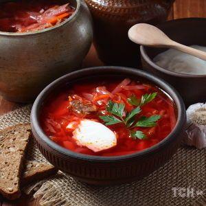 Галицкий борщ: рецепт вкусного украинской блюда