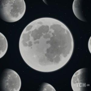 Лунный календарь на июнь: когда полнолуние и новолуние