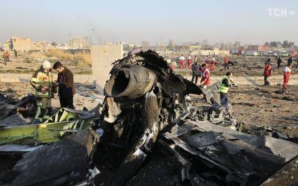 Авиакатастрофа самолета МАУ под Тегераном. Хроника событий