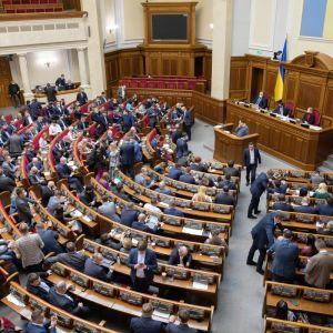 Звіт Шмигаля і розгляд відставки трьох міністрів: відомо плани Ради на поточний тиждень