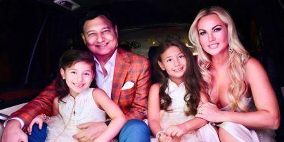 С акробатами и фаершоу: Камалия показала, как помпезно отпраздновала 8-летие двойняшек