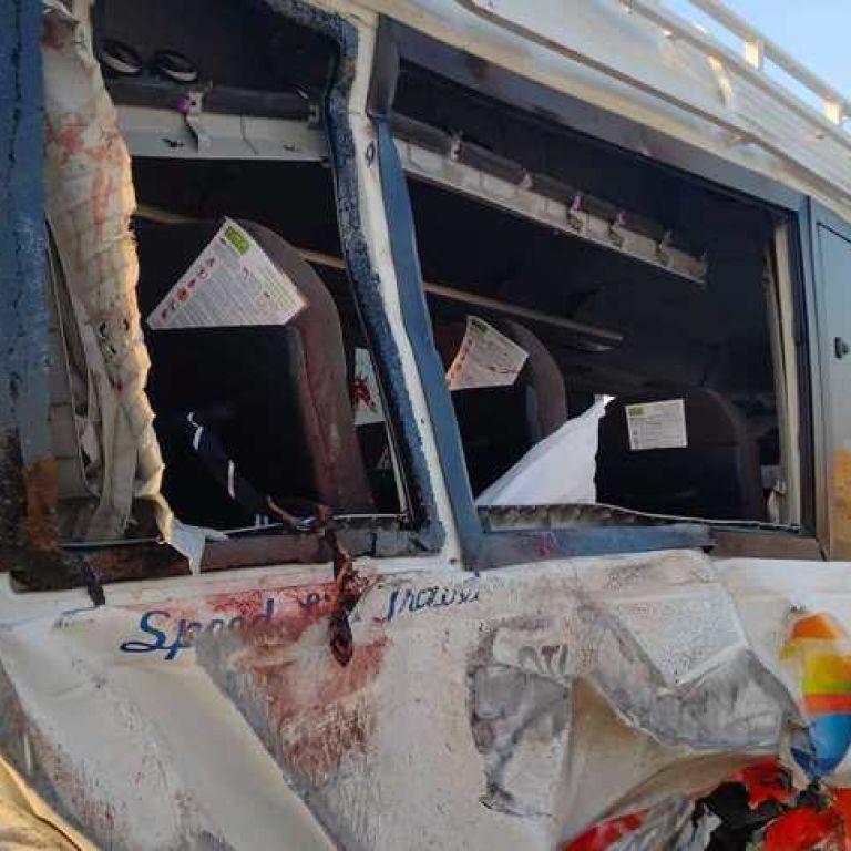 Автобус з туристами потрапив у ДТП в Єгипті: є загиблі