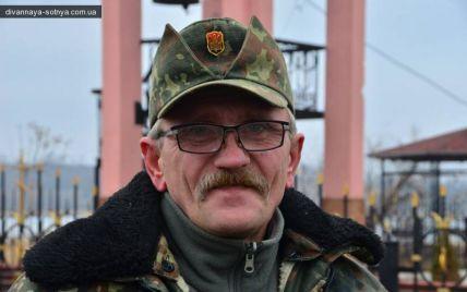 У Пісках поранено заступника комбата ОУН