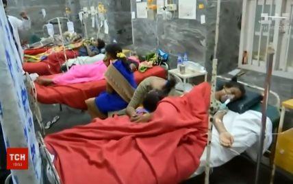Смертельна трапеза: в Індії кількість померлих після отруєння у храмі зросла до 15 осіб