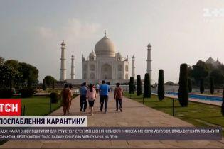 Тадж-Махал знову відкрився для туристів