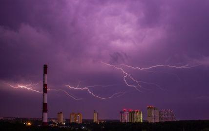 """""""Уже в Украине"""": Диденко предупредила о циклоне с грозой, дождем и шквалистым ветром"""