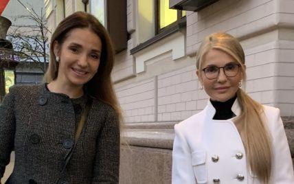 Сходила в театр: дочь Юлии Тимошенко в коротком платье продемонстрировала татуировку