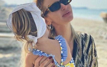 Світлана Лобода вперше показала, який вигляд мала її донька Тільда після народження