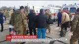 В Одесу доставили поранених військовослужбовців із зони АТО