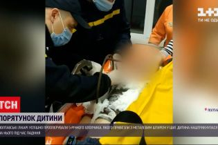 Новости Украины: в Полтаве пятилетнего мальчика насквозь пронзил проржавевший штырь