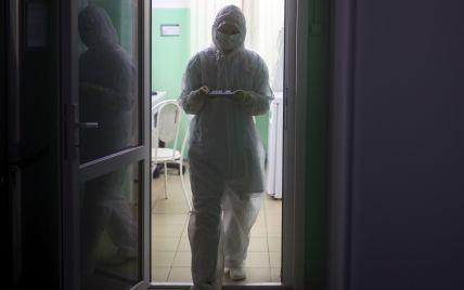 В Тернопольской области люди устроили протест против приема на карантин украинцев с Китая