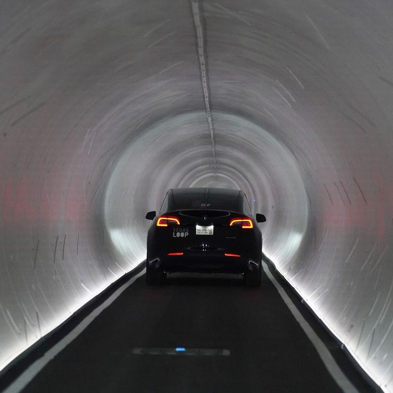 Исторические туннели Илона Маска под Лас-Вегасом были раскритикованы первыми пользователями