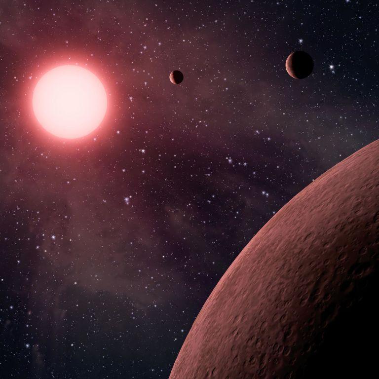 Де в космосі можна виявити життя - думка науковців