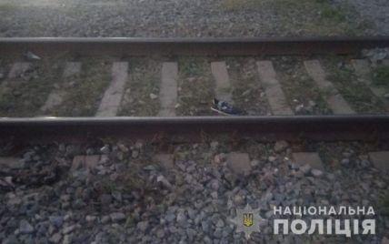 Під Харковом потяг збив підлітка, який їхав на велосипеді