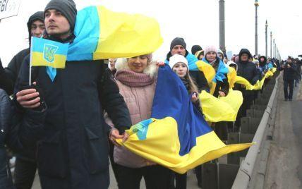 День Соборності: українці відзначили 101-шу річницю злуки в одну державу