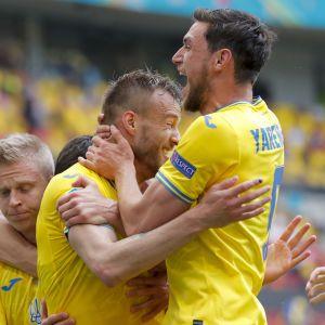 Украинские рекордсмены: Ярмоленко и Яремчук вошли в историю чемпионатов Европы