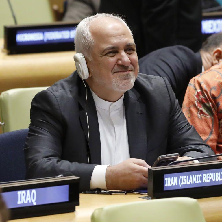 Участников G7 неожиданно навестил глава МИД Ирана
