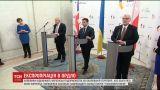"""Порошенко закликає запровадити міжнародні санкції проти """"експропріаторів"""""""