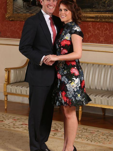 Заручини принцеси Євгенії з Джеком Бруксбенком / © Getty Images