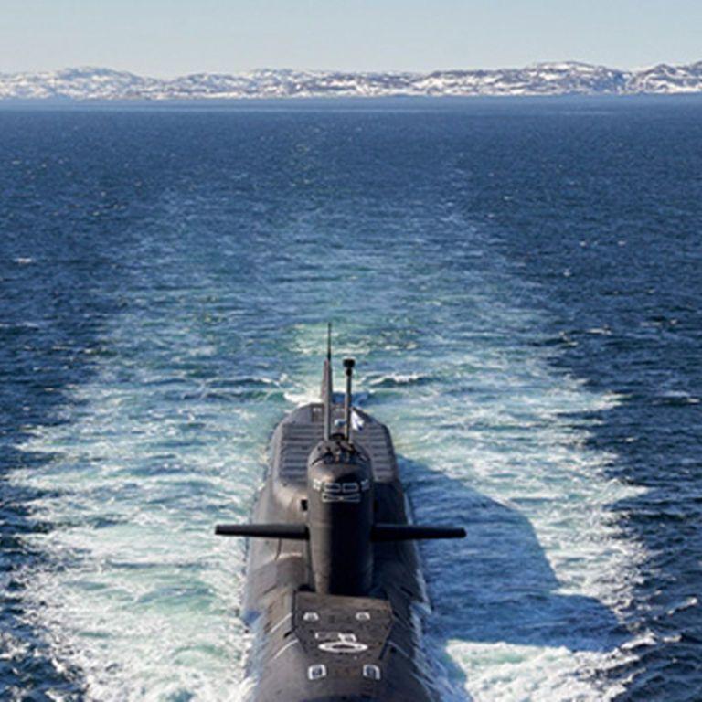 США і Данія стурбовані посиленням військової присутності Росії в Арктиці