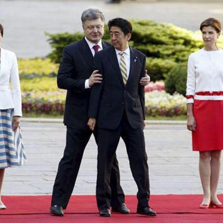 Стало известно, какую помощь Украине пообещал премьер-министр Японии