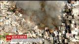 У густозаселених нетрях Сан-Паулу згоріло 50 будинків